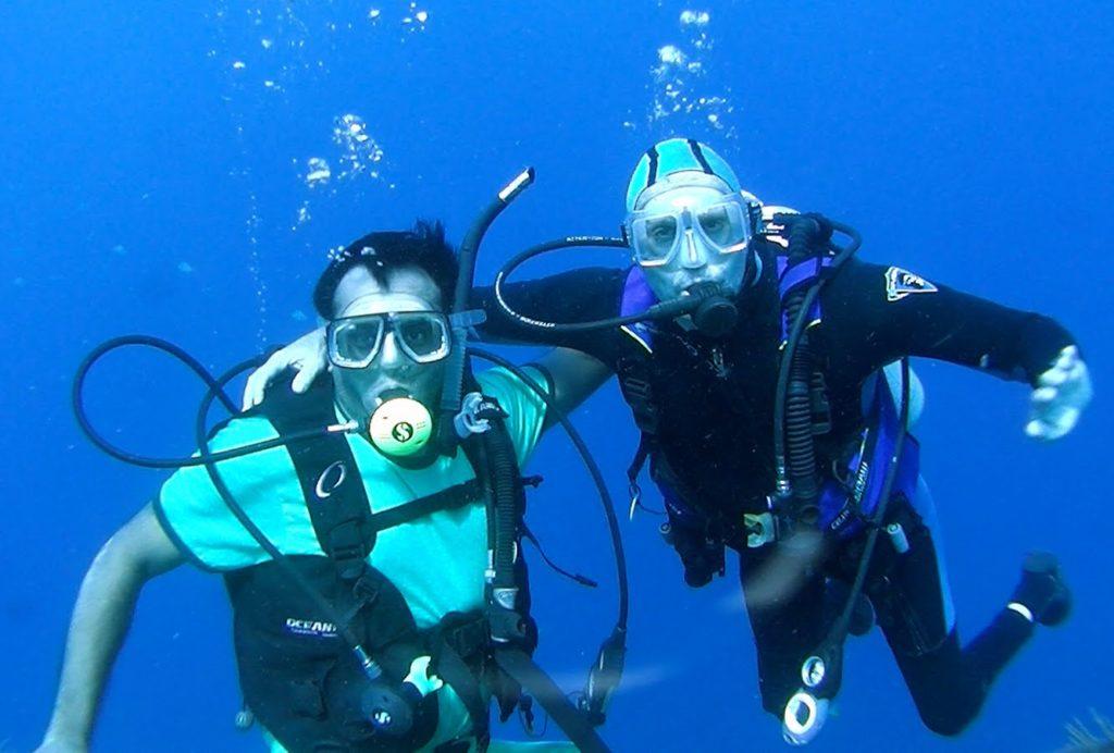Dive Partner Certification Iahd Americas