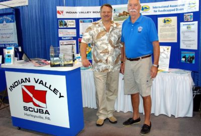 IVS & IAHD at the Pennsylvania Suburban Chamber of Commerce Show, April 2009